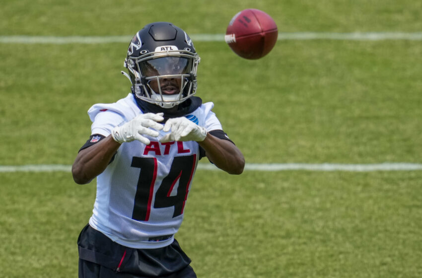WR Russell Gage named Falcons' excellent offseason standout