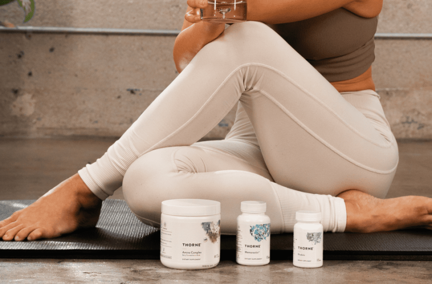 I Tried Julianne Hough's Authorized Supplements Before Taking Her KINRGY Class