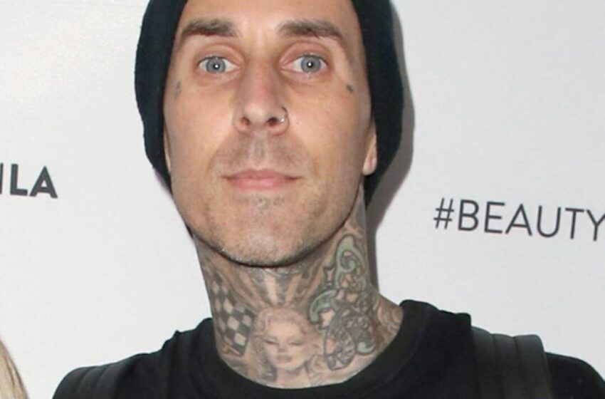 """Travis Barker Says He """"May per chance Cruise All another time"""" 12 Years After Lethal Plane Wreck"""