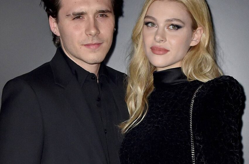 Brooklyn Beckham and Nicola Peltz Bewitch a House Collectively 1 Year After Getting Engaged