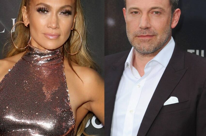 Jennifer Lopez Appears Happier Than Ever With Ben Affleck on Date Evening