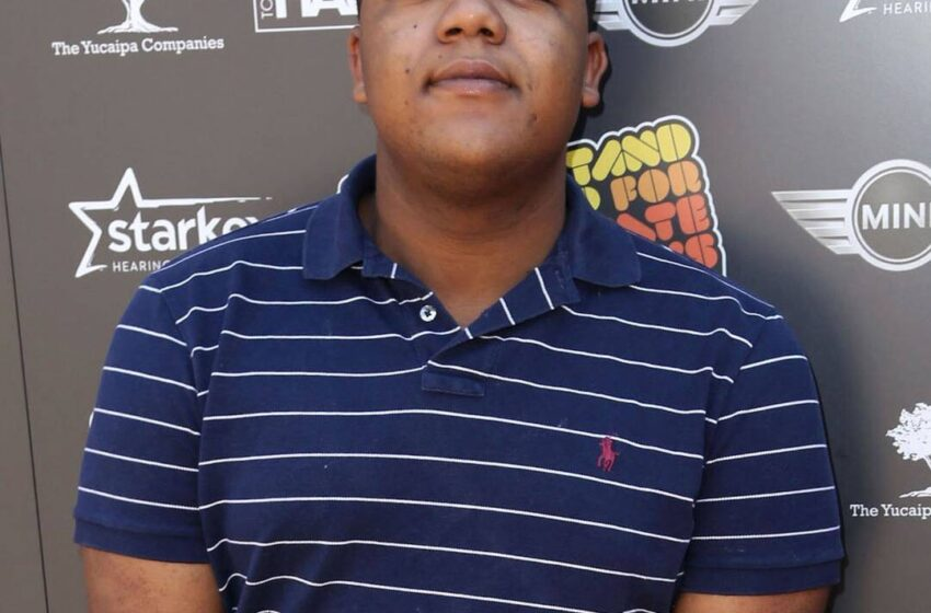 That's So Raven's Kyle Massey Charged With Prison for Infamous Communication With Teenage Lady