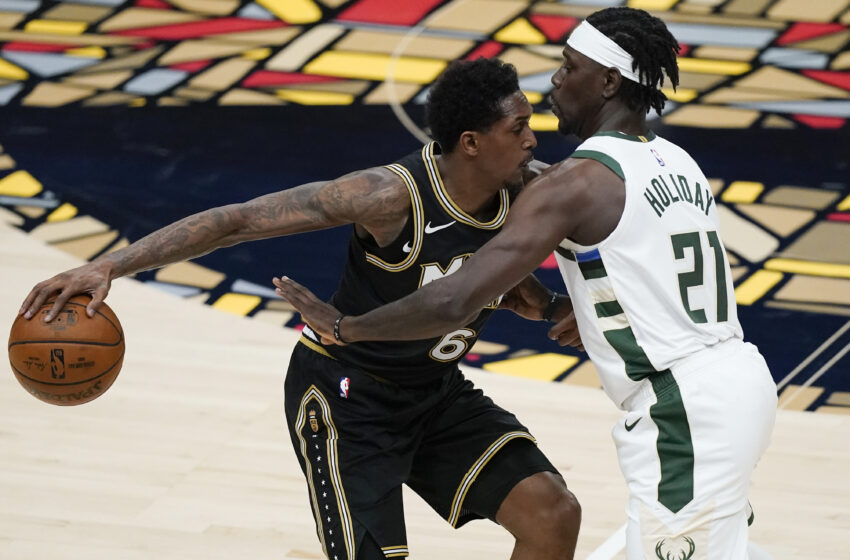 Lou Williams Leads Hawks to Game 4 Snatch vs. Bucks After Giannis Suffers Knee Wretchedness
