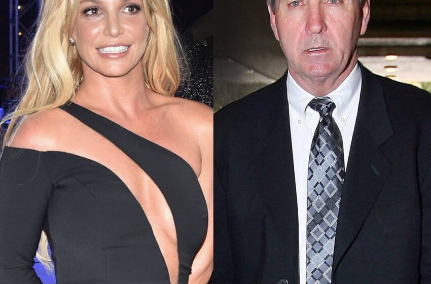 Britney Spears' Dad Jamie Spears Petitions Court to Investigate Alleged Conservatorship Mistreatment