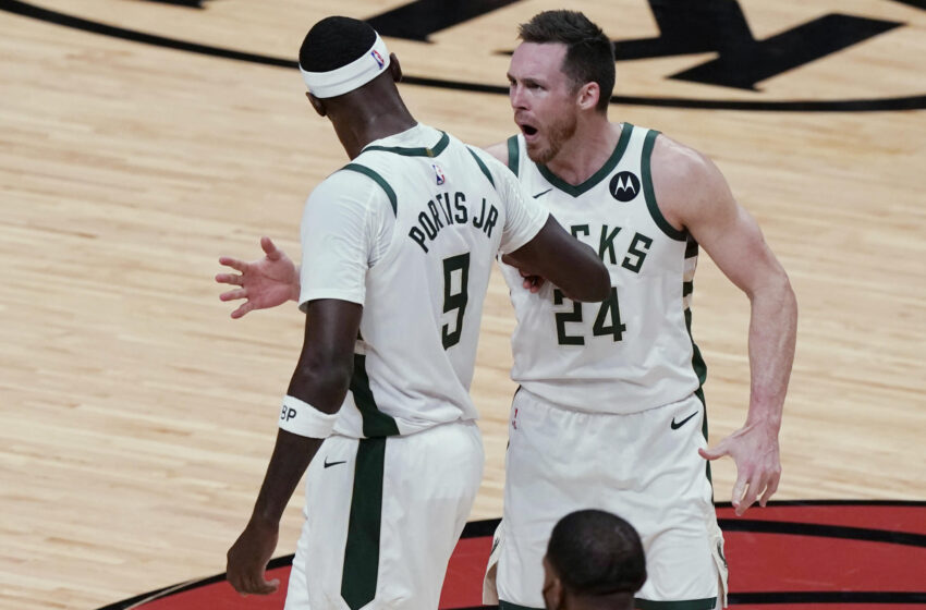 Bucks on verge of team historical past coming into Game 6 at Hawks