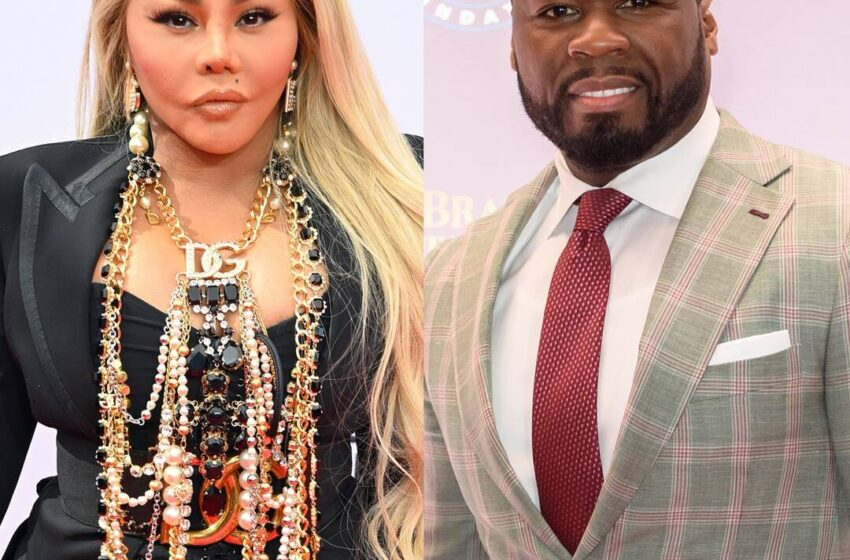 Lil' Kim Claps Attend at 50 Cent After He Compares Her BET Awards Gawk to an Owl