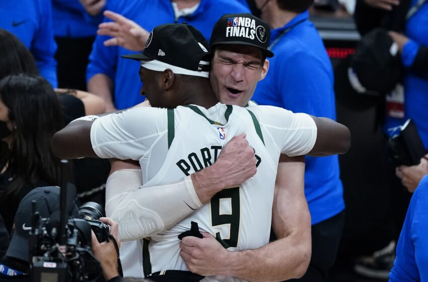 Milwaukee Bucks arrive to the NBA Finals for the 1st time since 1974 with a 117-107 draw discontinuance over the Atlanta Hawks