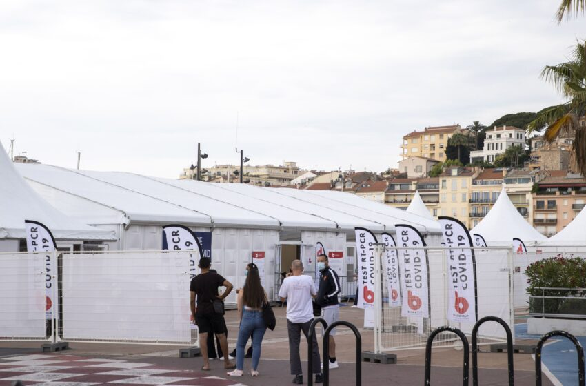 Cannes Film Festival On-Self-discipline Covid Testing Hits Early Snag
