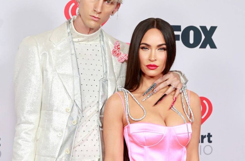 """Megan Fox Slams Critics of Her and Machine Gun Kelly's 4-Year Age Incompatibility: """"High-tail F–k Yourself"""""""