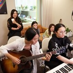 Trendy Music Publishing China Hosts All-Female Writing Camp with She Is The Music