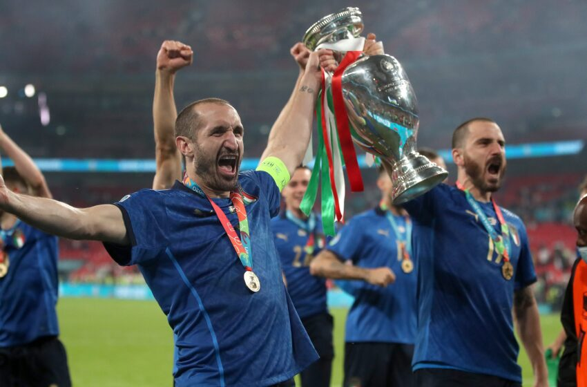 Euro 2020 Final Peaks With Historic 31M Viewers In The UK As Italy Triumph On Penalties