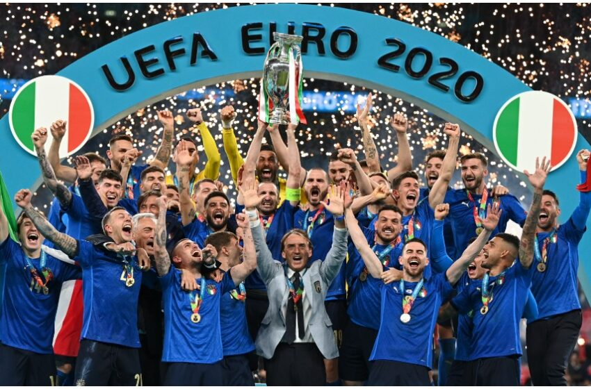 England-Italy Euro 2020 Closing Attracts Preferrred U.Ok. TV Viewers Since Princess Diana's Funeral