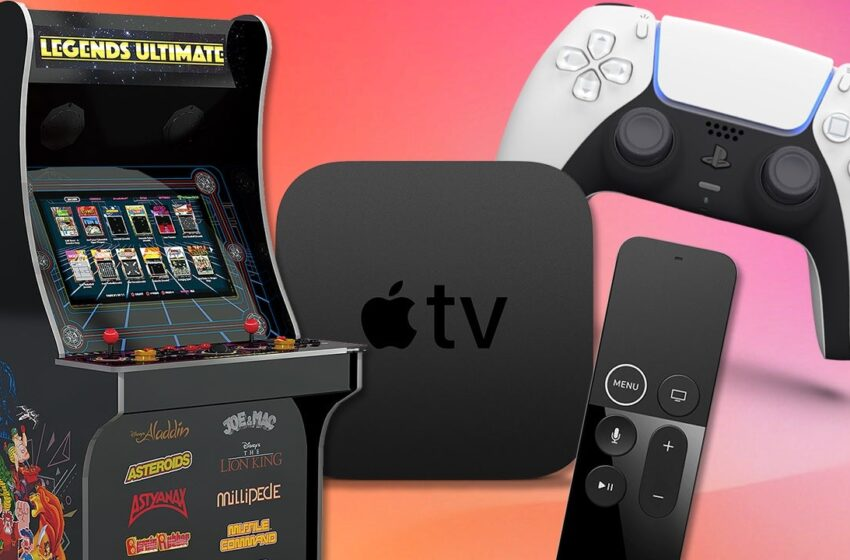 Day-to-day Deals: Apple TV 4K for Below $100, 20% Off PS5 DualSense Controller, AtGames Legends Arcade Cupboard in Stock