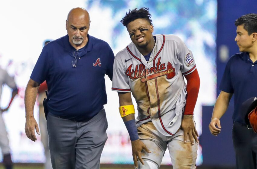 Torn ACL restoration time: When will Ronald Acuña return to Braves?