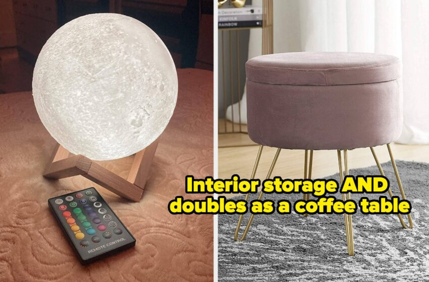 Correct 31 Items Of Decor That Will Completely Spark Joy