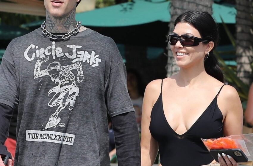 """Kourtney Kardashian and Travis Barker """"Indulge in Talked Marriage"""" as They Belief Future Together"""