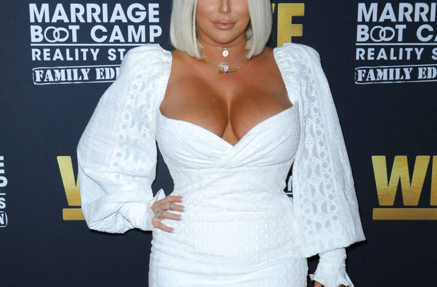 """Aubrey O'Day Says She's Leaving the U.S. to Open up a """"Fresh Lifestyles"""" in """"Emotionally Uncooked"""" Message"""