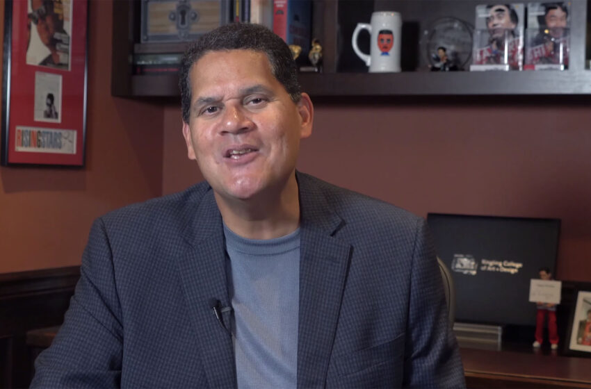 Outdated college Nintendo exec Reggie Fils-Aimé is discipline to piece his commercial secrets in this new guide