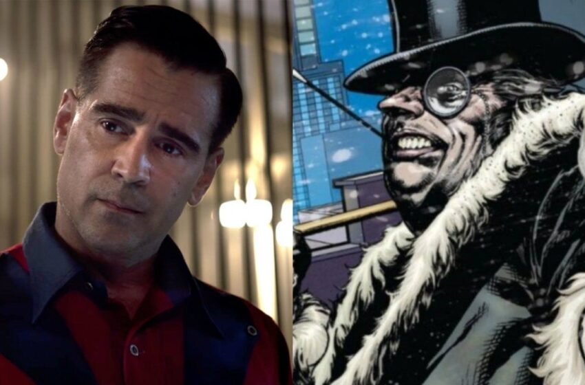 The Batman: Colin Farrell Says He Is The Penguin In Simplest 'Five or Six Scenes'