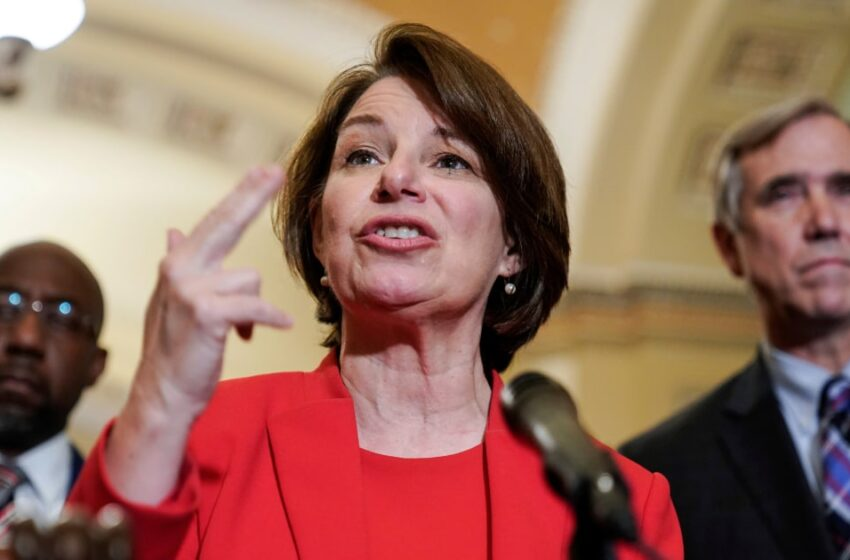 Klobuchar leads Senate panel in first self-discipline listening to in two decades on voting rights