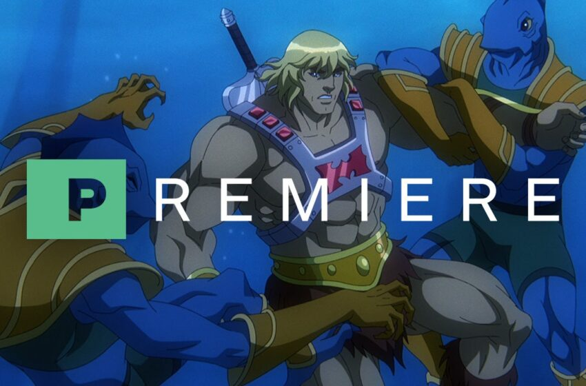 Masters of the Universe: Revelation New Clip