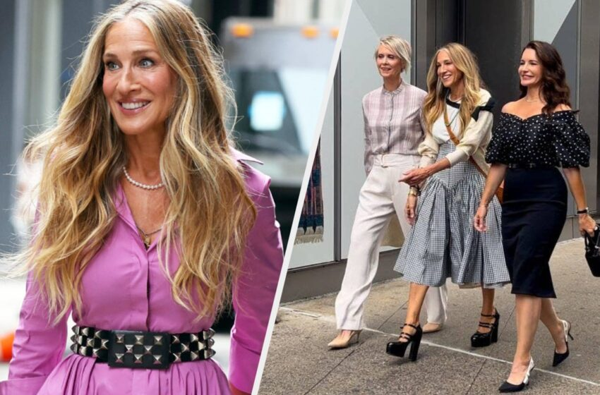 """Sarah Jessica Parker Has Spoken Out After A """"Sex And The City"""" Reboot Script Turned into as soon as Leaked Which Hinted At An Unexpected Plotline"""