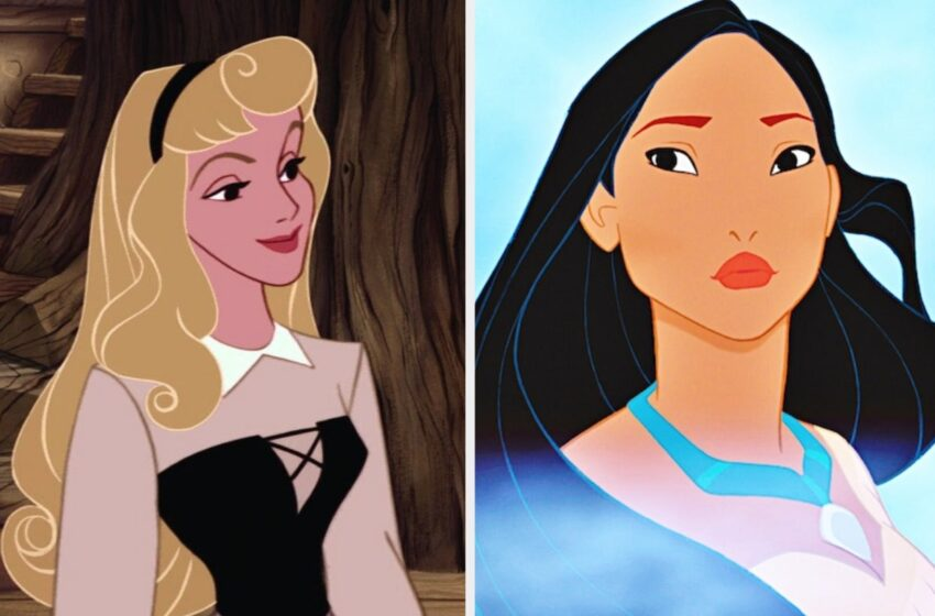 Please Resolution These 15 Clear Random Questions About Disney Princesses
