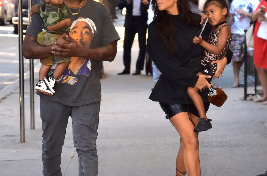 """Kim Kardashian and Kanye West Are Reportedly """"Ready"""" to Co-Guardian"""