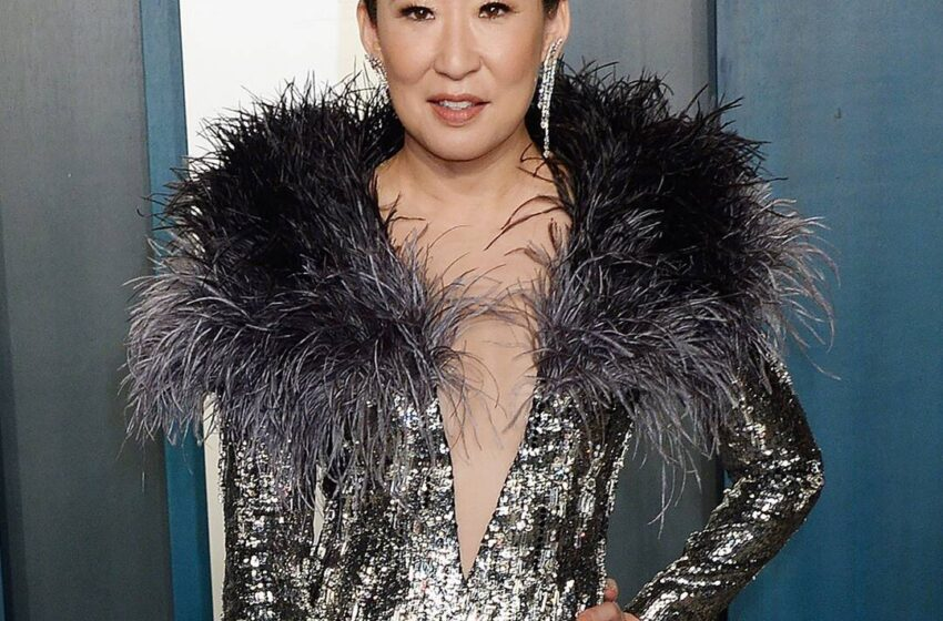Sandra Oh's 50th Birthday Is never forever Total Without a Message to Grey's Anatomy's Cristina Yang