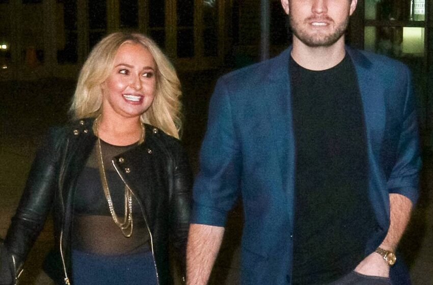 Hayden Panettiere Reunites With Ex Brian Hickerson After His Liberate From Penal advanced