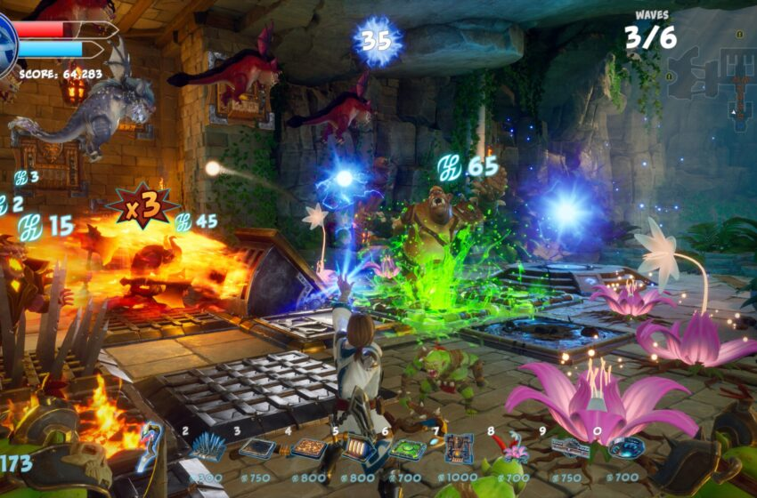 Orcs Must Die 3 is lure-laying comfort food and it's out on Steam, PS4, and Xbox