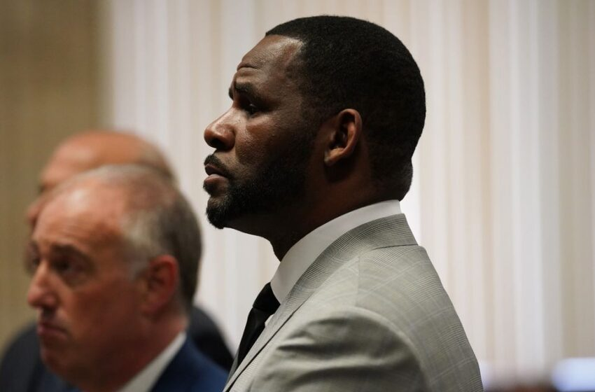 Prosecutors File Fresh Sexual Abuse Claims in R. Kelly Sex-Trafficking Trial