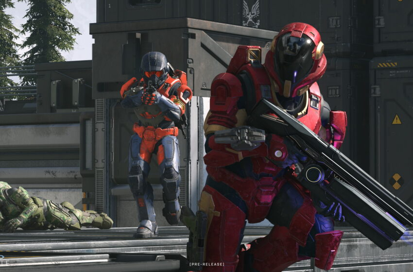 """Halo Infinite technical preview is """"getting very close"""""""