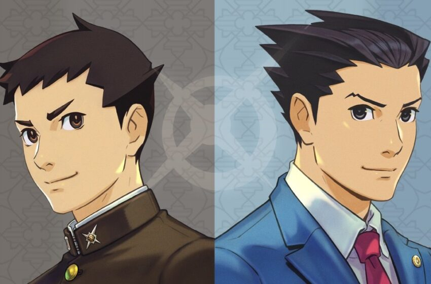 Ace Attorney Turnabout Assortment Combines Gargantuan And Trilogy Releases In One