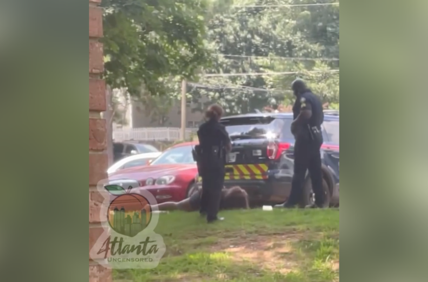 A Cop Used to be Caught on Instagram Video Kicking a Handcuffed Lady in the Face