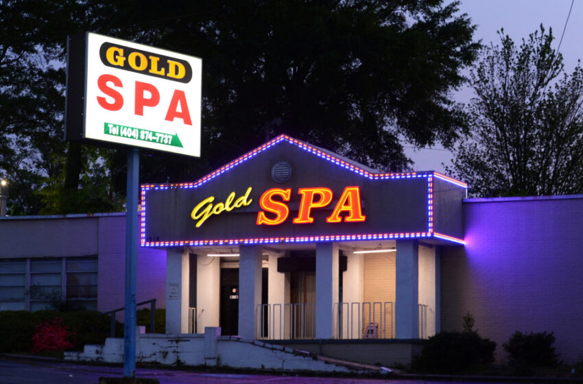 Atlanta-space spa shootings suspect pleads guilty to Cherokee County charges