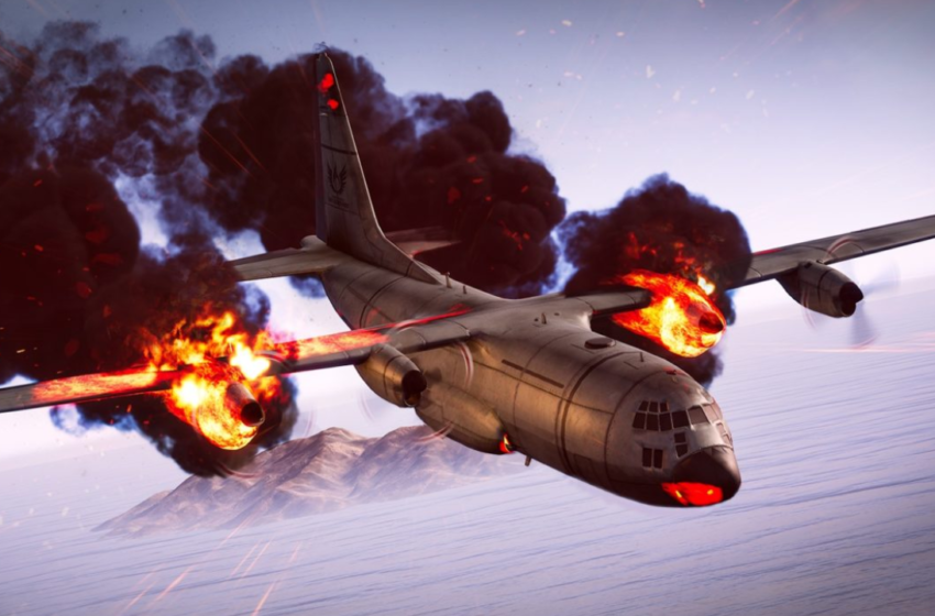 Even Flying to the Battlefield Is About to Become Abominable in PUBG