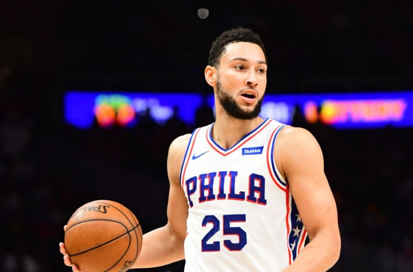 The 76ers are soliciting for the world for Ben Simmons