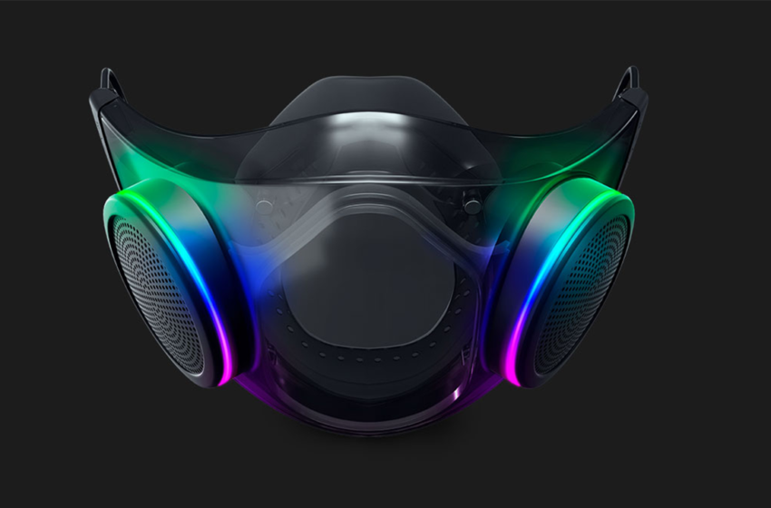 Razer Is Maintaining Beta Tests for its RGB Face Conceal, Zephyr