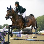 Bruce Springsteen's Daughter Jessica and U.S. Equestrian Crew Rep Silver Medal at Tokyo Olympics