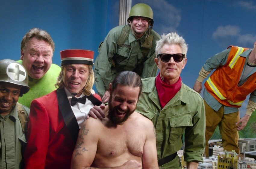 Jackass With out a slay in sight: Bam Margera is Suing Paramount and Johnny Knoxville Over Firing