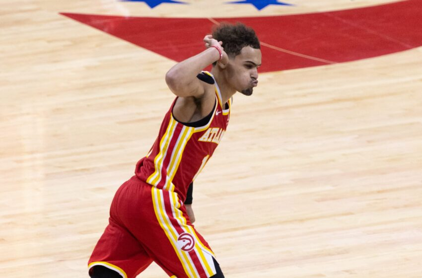 Trae Young used to be hyped after Sharife Cooper's sport-winner at Summer season League (Video)