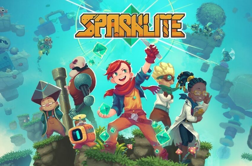 Roguelike Traipse 'Sparklite' from Crimson Blue Video games Is Coming to iOS and Android This twelve months thru Playdigious
