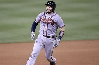 Braves club four solo homers to beat Nationals, 4-2