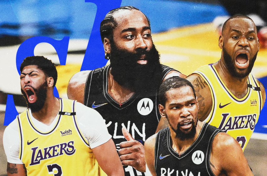 Lakers-Nets is the NBA Finals matchup the world wants
