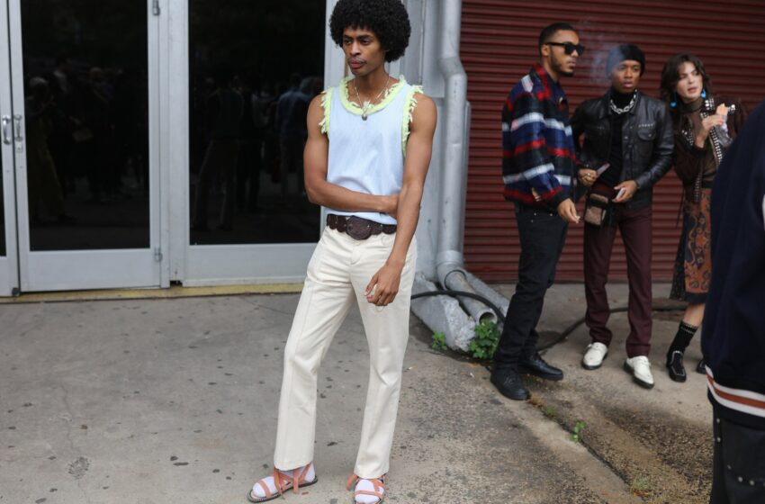 It's Mild Sizzling in Here: The Absolute most realistic Males's Summer Style