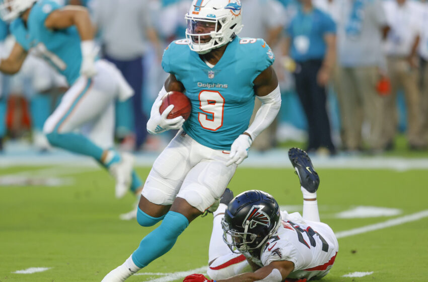 Miami Dolphins vs. Atlanta Snap Counts … And What They Mean