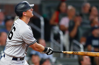 Yankees beat Braves, 5-4, for 11th straight safe conclude