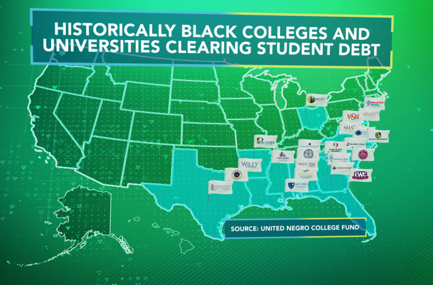 Clark Atlanta University, HBCUs across the country sure scholar balances and murder debt with federal funds