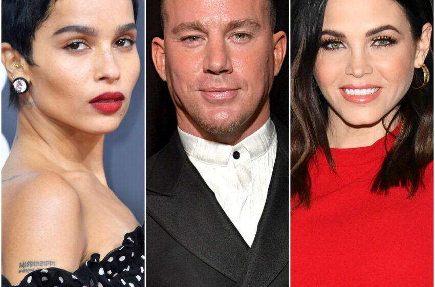 How Jenna Dewan Reportedly Feels About Channing Tatum and Zoë Kravitz Relationship Rumors